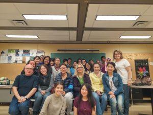York's Math Circle group.